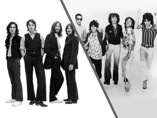 Фильм «Beatles против Rolling Stones» покажет Первый канал
